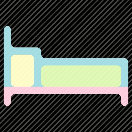 holiday, hotel, sleep, summer, travel, vacation icon