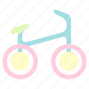 bicyle, holiday, summer, travel, vacation icon