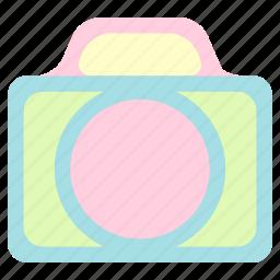 camera, holiday, summer, travel, vacation icon