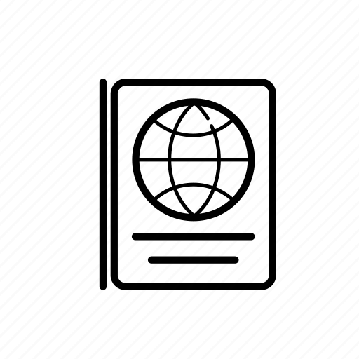 #passport icon