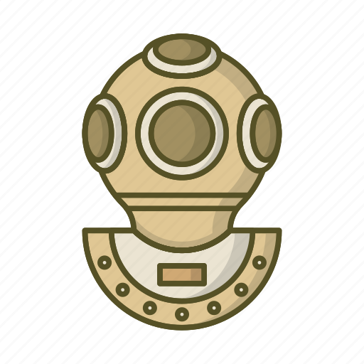 Diver, diving, scuba, suit, swimming, water icon - Download on Iconfinder