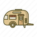 house on wheels, mobile, trailer, travel trailer, vehicle