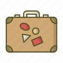bag, baggage, suitcase, travel, trip icon