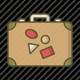 bag, baggage, suitcase, travel, trip icon