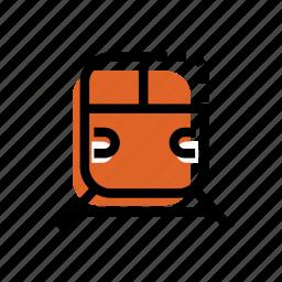 engine, grid, locomotive, railroad, train, train icon, transport icon