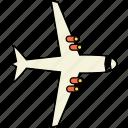 travel, air, fly, plane, transportation, vacation, transport