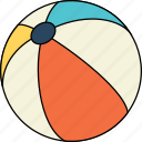 ball, game, play, sport, travel, vacation icon