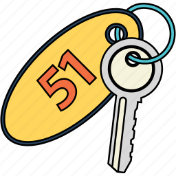 chìa khóa, holiday, hotel, transport, travel, vacation icon