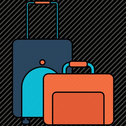 holiday, hành lí, transport, transportation, travel, vacation icon