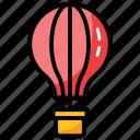 ai balloon, air ship, barrage balloon, fire balloon, hot air balloon, weather balloon icon