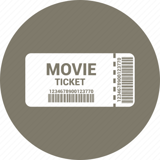 docket, paper, ticket icon