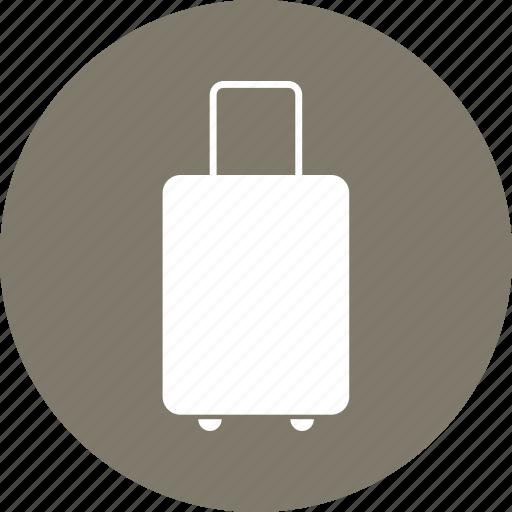 bag, briefcase, luggage, travel icon