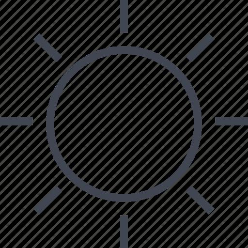 heat, heatwave, hot, life, summer, sun icon