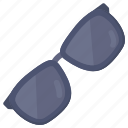 eyewear, goggles, opticals, shades, spectacles, sunglasses icon