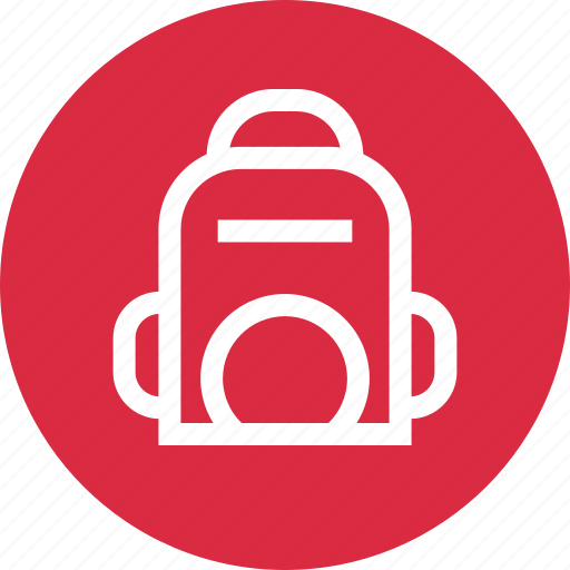 bag, pack, travel icon