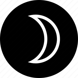 moon, moonlight, night, outdoors, outside, recreation, travel icon