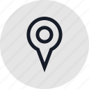 locate, location, pin