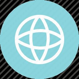 internet, online, world icon