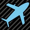 air, plane