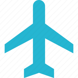 airline, airplane, away, outdoors, plane, travel, vacation icon