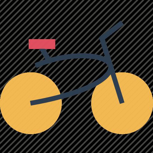 away, beach, bike, cruiser, outdoors, travel, vacation icon