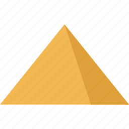africa, away, egypt, outdoors, pyramid, travel, vacation icon