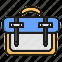 briefcase, travel, travelling, baggage, luggage, trip, bag