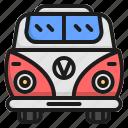 car, travel, van, transportation, caravan, vehicle, transport