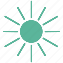 day, sun, sunny, weather icon