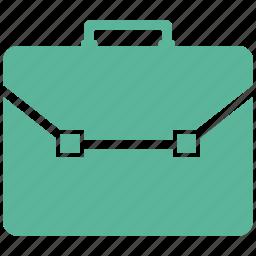 bag, baggage, brief, briefcase, business, career icon