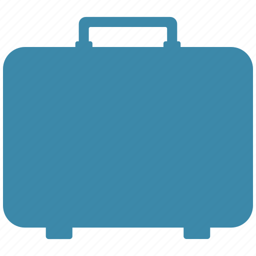 baggage, briefcase, luggage, suitcase icon