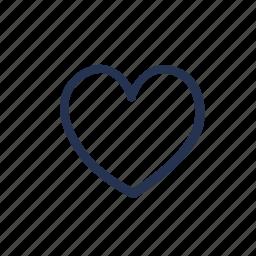 cartoon, doodle, hand drawn, heart, shape icon