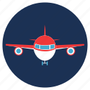 aeroplane, airbus, boeing, flight, travel, vacation icon