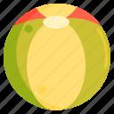 ball, beach, beach ball icon