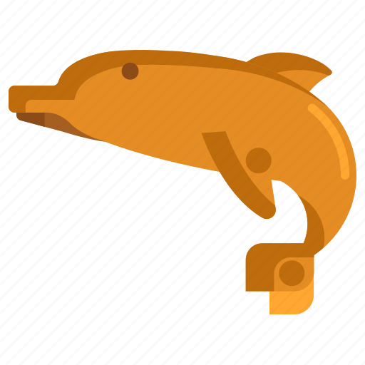 animal, dolphin, mammal, ocean, sea icon