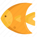 animal, fish, ocean, sea icon