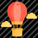 air, balloon, hot, hot air balloon
