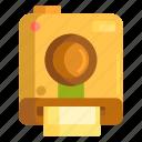 camera, instagram, polaroid icon