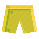 pant, pants, shorts, trunks icon