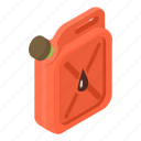 canister, cartoon, energy, industry, jerrycan, petrol, transportation icon