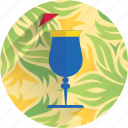 bar, beach, cocktail, entertainment, party, pina-colada icon