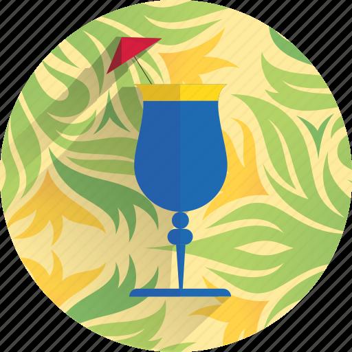 bar, beach, cocktail, entertainment, party, pina-colada icon