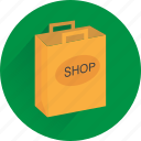 bag, shop, shopping, store, cart, ecommerce