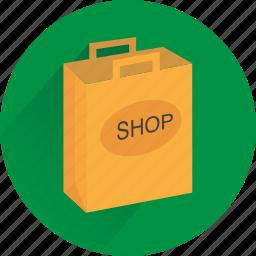 bag, cart, ecommerce, shop, shopping, store icon