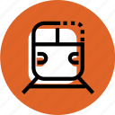 engine, grid, locomotive, train, train icon, transport icon