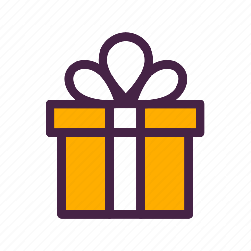 birthday, bow, gift, present, ribbon, travelculture icon