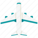 airplane, airplane icon, plane