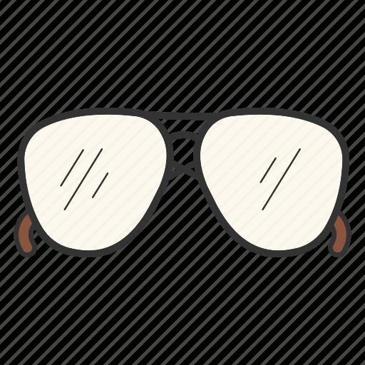 accessory, aviator, eyeglasses, glasses, sunglasses icon