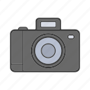 cam, camera, digicam, digital, photo, photo camera, photography icon
