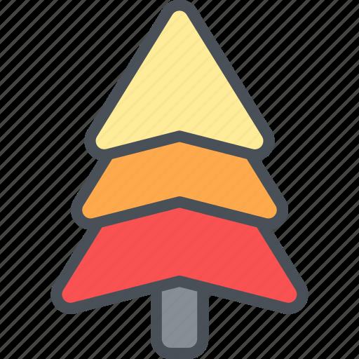 happy, journey, transportation, travel, tree, vacation icon